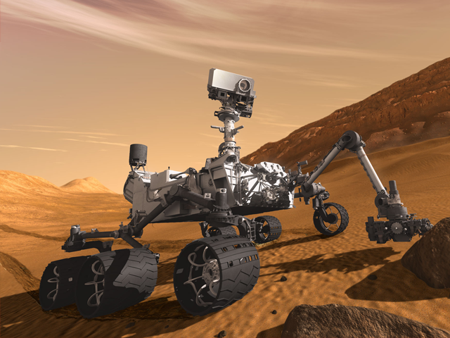 StratEdge Corporation Packages Used in Mars Rovers
